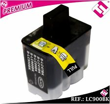 TINTA COLOR NEGRA LC900 CARTUCHO NEGRO NONOEMBROTHER LC900BK COMPATIBLE DCP MFC
