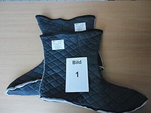 Original Army BOOTIE / Stiefelunterlagen,Innenschuh