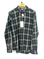 Barbour Men's Highland Check 20 Tailored Shirt - Blue - Size M,2XL,3XL - RRP £70