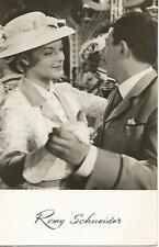 FILM & TV, Autogrammkarte: ROMY SCHNEIDER 558