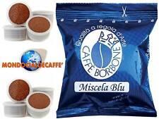 400 Cialde Capsule Caffè Borbone miscela BLU compatibili Lavazza Espresso Point