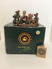 New Boyds Bearstones 5Th Anniversary Limited Ed. 1998 Style #227803