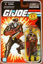 GI Joe Collector's Club FSS 1.0 Iron Claw 2012