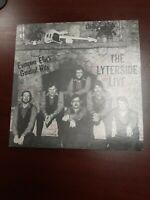 Record Album LP The Lyterside Live Ohio Rock Lounge/Garage SIGNED VG