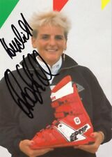 Elisabeth Kirchler: WM 2.1985 Testoni SLALOM SCI ALPIN aut
