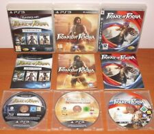 Prince of Persia Collection (Trilogía, Las Arenas Olvidadas, 2008) PS3, PAL-ESP