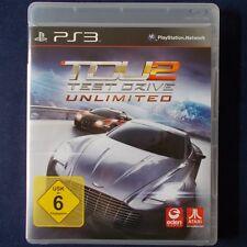 PS3 - Playstation prueba ► conducir ilimitado 2 ◄ TOP | Versión en alemán