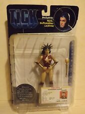 2001 The Tick Captain Liberty Figure with Super Hero License - NRFB