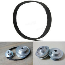 2 Pack Pulse Scooters Drive Belt HTD 384-3M-12 for Electric Razor Scooter