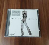 Christina Aguilera - Stripped (2002) - Album Musik CD *** sehr guter Zustand ***