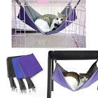 Cute Pet Cat Dog Cage House Hammock Soft Bed Animal Hanging Pupply Ferret New
