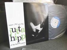 JUTTA HIPP AT THE HICKORY HOUSE BLUE NOTE BLP-1515 Japanese Press lp volume 1 !!