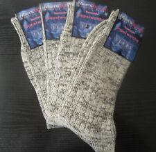 melange 35 bis 42 3 Paar Damen Jeans Socken 80/% Baumwolle Jeanssocken beige