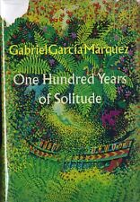 ONE HUNDRED YEARS OF SOLITUDE-GARCIA MARQUEZ-1970-1ST/1ST-WITH $7.95 D/J-SUPERIO