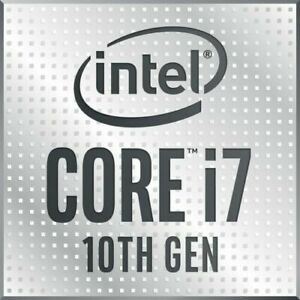 INTEL BX8070110700F CORE I7-10700F PROCESSOR 16M CACHE, UP TO 4.70 GHZ CLAMSHELL
