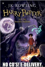 Harry Potter and the Deathly Hallows, by  J.K. Rowling [AUDIOBOOK] E-Delivery