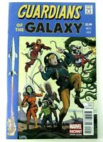 Marvel GUARDIANS OF THE GALAXY (2013) #5 1:50 Paolo RIVERA VARIANT NM Ships FREE