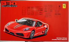 Fujimi 123363 2007 Ferrari 430 Scuderia 1:24