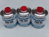Huile compresseur Clim 250 ml PAG-46, PAG-100, PAG-150,