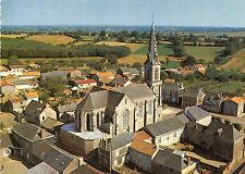 Carte CHEMILLE EN ANJOU Une vue du dessus de Sainte Christine