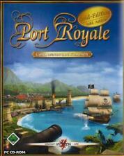 PORT ROYAL GOLD inkl. Addon + 3 Gratisspiele * Deutsch * OVP NEU