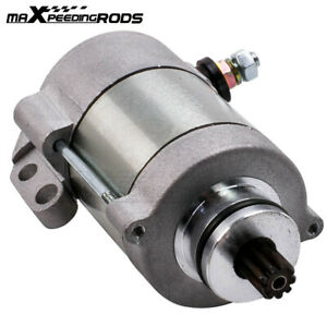 STARTER MOTOR FOR MOTORCYCLES OFF-ROAD 250 300 EXC XCW 55140001100 410 WATT 9TH