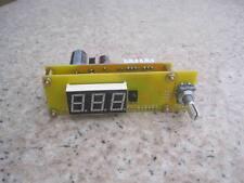 Assembeld mini PGA2311 remote volume control preamplifier board display