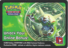 POKEMON: ONLINE CODE CARD FROM THE SUMMER 2014 CHESNAUGHT EX TIN - KALOS POWER
