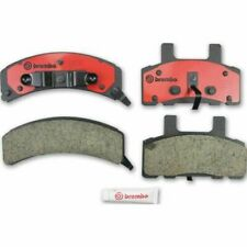 For Chevy Astro Cadillac DeVile Disc Brake Pad Set Front 4.3L V8 Brembo P10021N