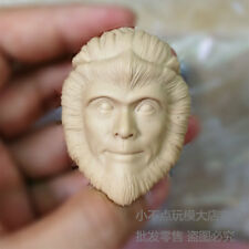 blank Hot 1/6 scale Head Sculpt A Chinese Odyssey Part One Monkey King Unpainted
