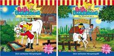 2 CDs * BIBI BLOCKSBERG HÖRSPIEL FOLGE / CD 43 + 44 IM SET # NEU OVP KX