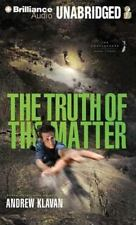 The Homelanders: The Truth of the Matter 3 by Andrew Klavan (2014, CD,...