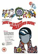Here We Go Round The Mulberry Bush - Barry Evans - New DVD