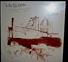 MIKE ELLIOT TRIO City Traffic LP PRIVATE MN JAZZ STILL SEALED 1977