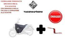 TERMOSCUD TUCANO R083 COPERTA TERMICA+ MOLLA + OMAGGIO PER KYMCO PEOPLE GT 125