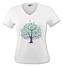 T-shirt Femme Arbre de Vie - Bien-être - Zen Yoga Méditation - du S au 2XL