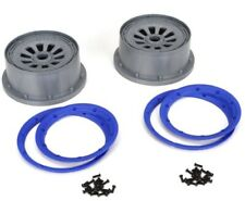 NEW Losi 5IVE-T Wheel and Beadlock Set (2) LOSB7027