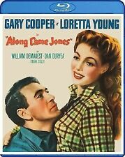 Gary Cooper ~ Along Came Jones [New Blu-ray]               Digitally Remastered