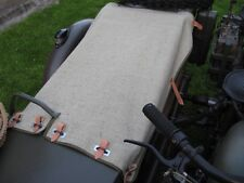 Sidecar Cover Russian Canvas Waterproof Dnepr MT Left Handed Sidecar
