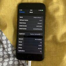 Apple iPhone 7 128GB EXCELLENT CONDITION (Unlocked) - Black