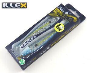 Leurre souple Illex Nitro Sprat Shad 120 combo J.Shad 120 mm 28 grs (head)