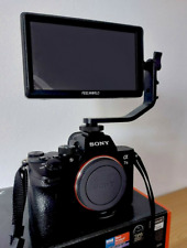 Without Box-Sony Black  a7 III 24.2MP Mirrorless Digital Camera - /ILCE7M3-B/