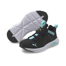puma black shoes girls