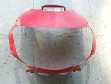 98 Honda Superhawk upper fairing plastic headlight surround