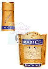 MARTELL BRANDY COGNAC BOTTLE LABELS EDIBLE ICING CAKE TOPPER DECORATION
