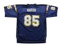 San Diego Chargers Antonio Gates Vintage Throwback NFL Football Jersey Size XL