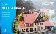 Faller Z 282708 estación * Durlesbach * época I-Lasercut modelo Kit-nuevo