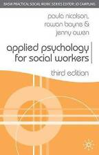 Applied Psychology for Social Workers (British Association of Social Workers (BA