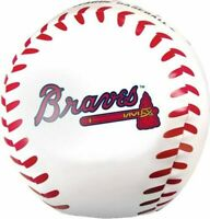 """Rawlings  MLB ATLANTA BRAVES Big Boy 8"""" Softee Baseball"""