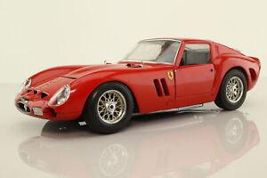Burago 3011; 1962 Ferrari 250 GTO; Opening Doors, Boot & Bonnet; Fair Unboxed